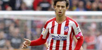 Joao Felix named best U-21 player in Europe