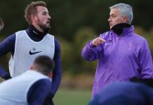 Jose Mourinho says Tottenham does not need Zlatan Ibrahimovic because they have Harry Kane