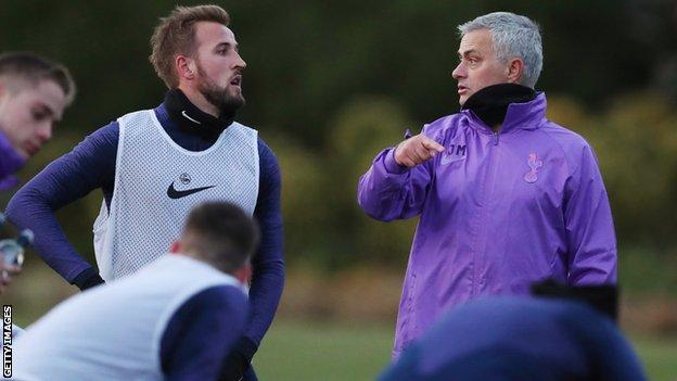 Jose Mourinho says Tottenham does not need Zlatan Ibrahimovic because they have Harry Kane