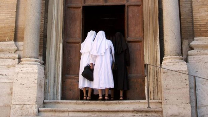 Nuns returned pregnant from separate missionary trips