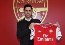 Arsenal unveil Mikel Arteta as new manager