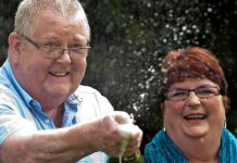 Colin Weir won a then record jackpot with his wife Chris in 2011 claiming £161m Euromillions prize