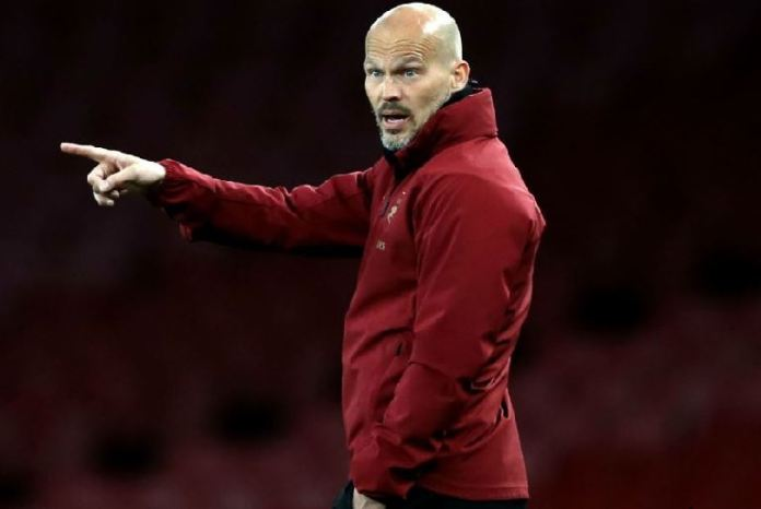 Freddie Ljungberg succeeded Unai Emery but was not convincing in his first game in charge
