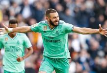 Karim Benzema scored one and assisted another as Real Madrid beat Espanyol 2-0