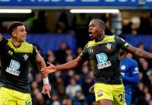 Michael Obafemi scored for the first time in 12 months to give Southampton the lead