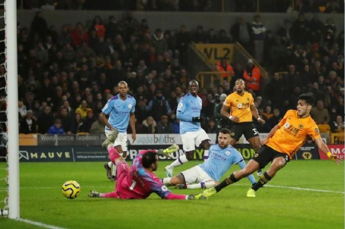 Raul Jimenez has been involved in 16 goals for Wolves in his last 15 games