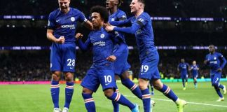 Willian is attracting interest from Manchester United and Barcelona