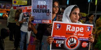 Indian rape victim set on fire on her way to court