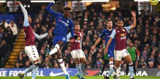 Tammy Abraham scored his 11th goal of the season with the opener