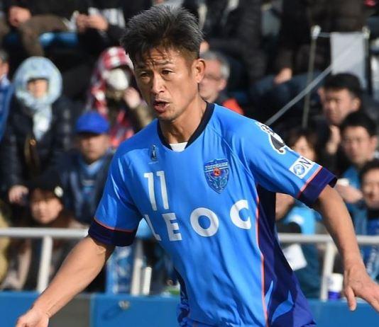 Kazuyoshi Miura, 52, has signed a new deal with Yokohama FC