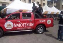 "Lagos leaders have commended the launch of ""Operation Amotekun"" in the Southwest"