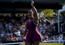 Serena Williams has won her 73rd career title and the of the decade