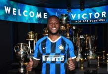 Victor Moses has joined Inter Milan on loan from Chelsea