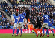 Antonio Rudiger scored twice as Chelsea laboured to a 2-2 draw against Leicester City at the King Power Stadium