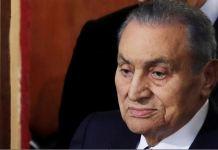 Former Egyptian President Hosni Mubarak has died aged 91