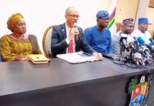 Lagos State Government provides an update on coronavirus