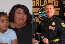 Orlando police officer arrested six-year old Kaia Rolle from school