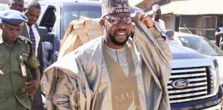 Speaker Aminu Shagali of Kaduna State Assembly has resigned