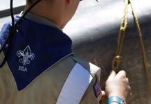 The Boy Scouts of America has more than two million members