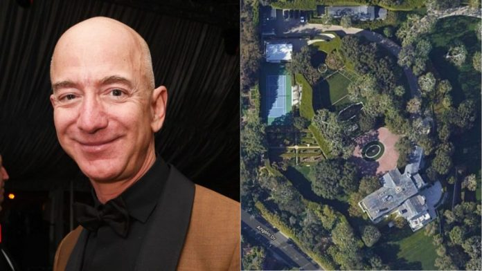 Jeff Bezos is believed to have been househunting in LA for some time