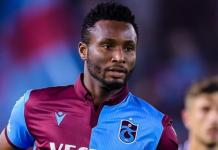 John Mikel Obi joined Trabzonspor last July