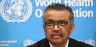 WHO DG, Tedros Adhanom Ghebreyesus providing coronavirus update