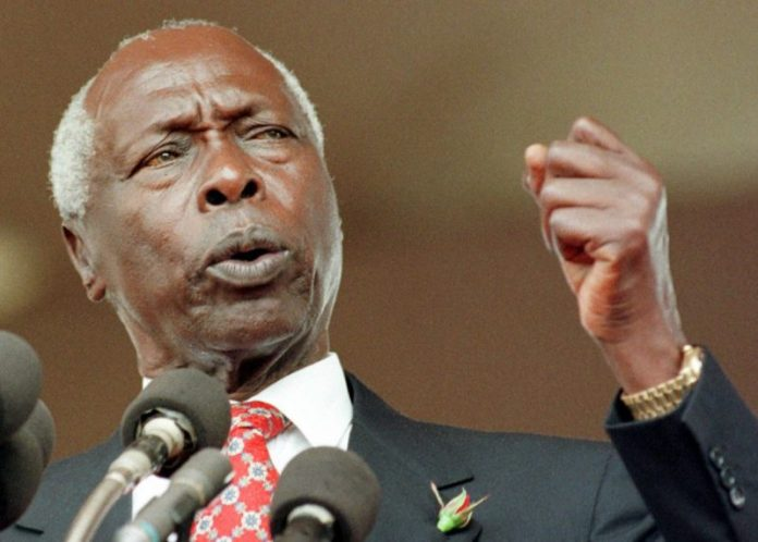 Daniel Arap Moi dies at 95