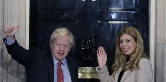Carrie Symonds and Boris Johnson are engaged and expecting a baby in the summer