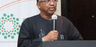 Minister of Health, Dr Osagie Ehanire, on Hypertension and COVID-19 PPE