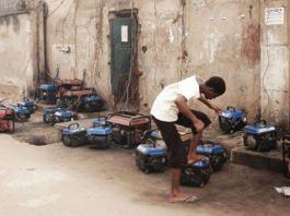 Nigeria spends $14 billion on generators and fueling them