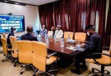 Vice President Yemi Osinbajo is in self isolation in accordance with NCDC protocols