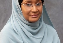 Minister of Humanitarian Affairs, Sadiya Umar Farouq working round the clock to reach more Nigerians