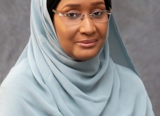 Minister of Humanitarian Affairs, Sadiya Umar Farouq working round the clock to reach more Nigerians