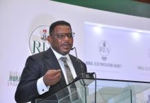 Mr Goddy Jedy-Agba, Minister of State for Power