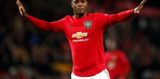 Odion Ighalo has signed an extension at Manchester United
