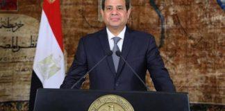 Egypt President Abdel Fattah al-Sisi