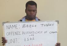 Beegu Tyopav jailed for fraud