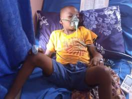 Prosper Chiebuka Chinonso needs N25 million for bone marrow transplant