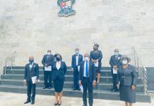 Governor Babajide Sanwo-Olu has sworn in eight judges of the State High Court