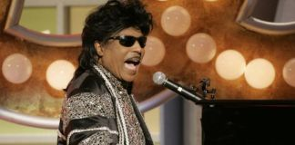 Little Richard in 2005