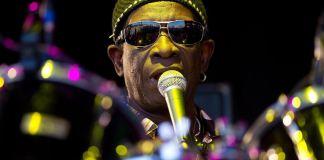 Tony Allen once played with Afrobeat legend Fela Anikulapo-Kuti