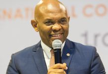 Tony Elumelu, chairman UBA Group