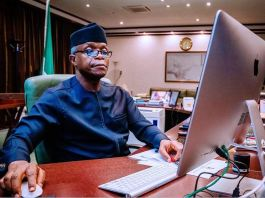 Vice President Yemi Osinbajo chairs the National Single Window Trading Platform committee