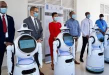 Rwanda Robots