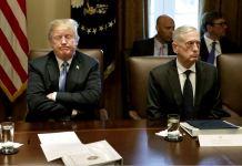 Former Defense Secretary James Mattis denounces President Donald Trump