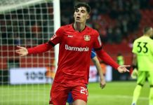 Kai Havertz is expected to sign a five-year deal at Chelsea