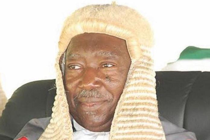 Kogi Chief Judge, Justice Nasiru Ajanah
