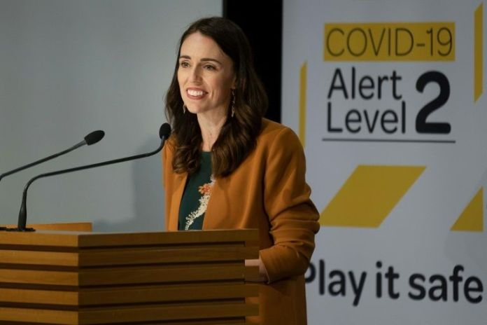 New Zealand Prime Minister Jacinda Ardern said her government is confident that the country has 'eliminated transmission' of the coronavirus