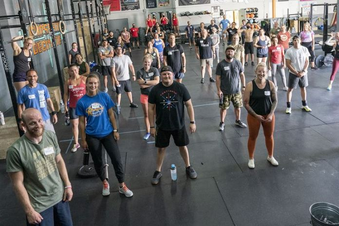 The CrossFit fitness plan was developed by Greg Glassman