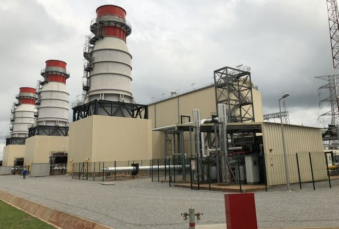 Azura Edo Gas Plant